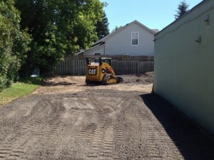 Tracked Skid Steer Service